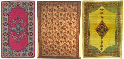 قدمت قالی بافی در کردستان