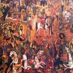 آشنایی با هنر نقاشی دیواری