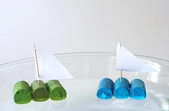 آموزش درست کردن قایق با چوب پنبه +تصاویر