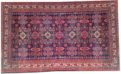 سابقه بافت فرش در اردبیل