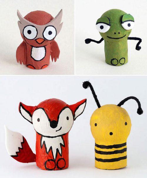 ساخت عروسک های ناز کوچولو +تصاویر