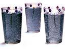 طرز ساخت شمع های ژله ای پولکی ساده
