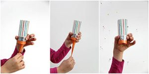 آموزش درست کردن بمب شادی برای بچه ها +تصاویر