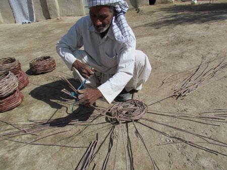 گزبافی در استان سیستان و بلوچستان