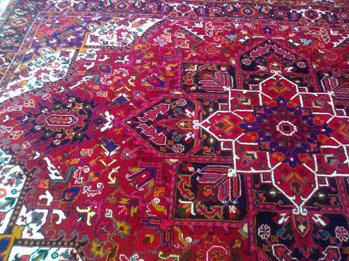 دلایل استفاده از فرش دستباف