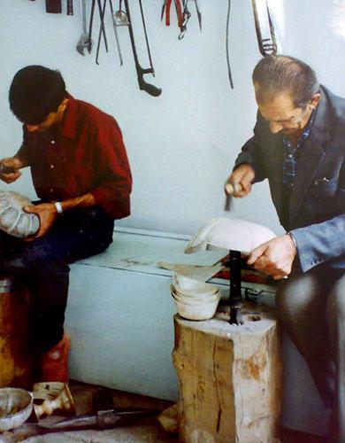 روش ساخت ظروف نقره