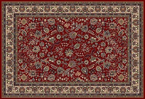 پیشینه طرح گلفرنگ در میان فرش های اصیل ایرانی