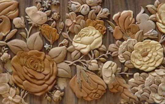هنر چاپ چوب