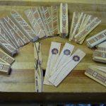 آموزش آسان درست کردن نشانه کاغذ چوبی
