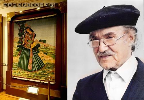 استاد رسام عرب زاده