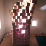 آموزش درست کردن چراغ خواب چوبی شیک و زیبا