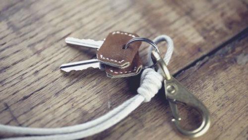 آموزش درست کردن کاور چرمی برای کلید