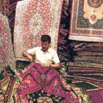 آشنایی با استاد حاج قلی نامی , استاد رنگرزی در فرش