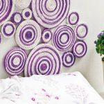 با روزنامه های باطله اتاق خواب خود را تزئین کنید
