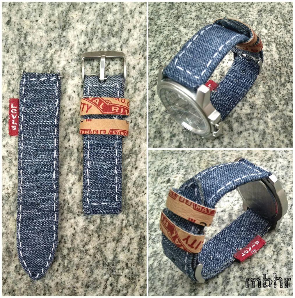 درست کردن بند ساعت جین
