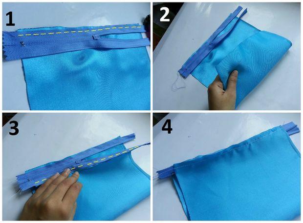 درست کردن کیف دستی