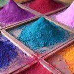 رنگرزی مواد اولیه فرش با انواع گیاهان