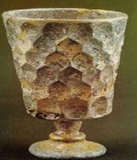 آشنایی با هنر شیشه گری در ایران قبل از اسلام