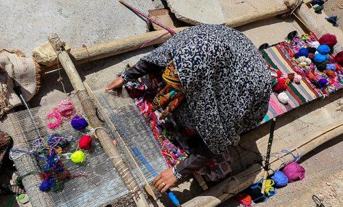 آشنایی با هنر زیبا و کاربردی پلاس بافی