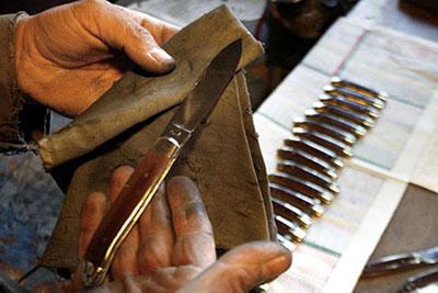 هنر چاقوسازی