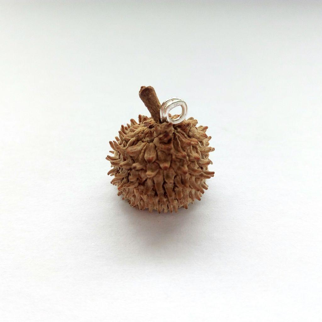 درست کردن آویز گردنبند میوه ای