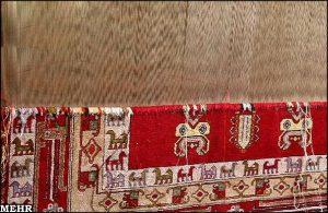 آشنایی با رنگ و رنگرزی در فرش ترکمن