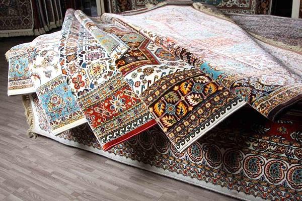 آشنایی با انواع فرش