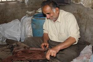 آشنایی با تاریخچه مشک دوزی