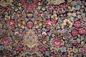 مهمترین طرحهای قالی بافته شده در کرمان