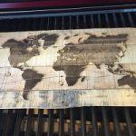 با دستگاه برش لیزری نقشه چوبی بسازید