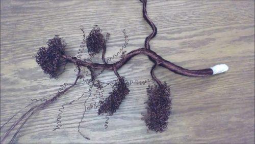 درست کردن درختچه بونسای تزیینی
