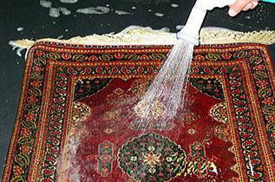 جاودانه کردن فرش دستباف