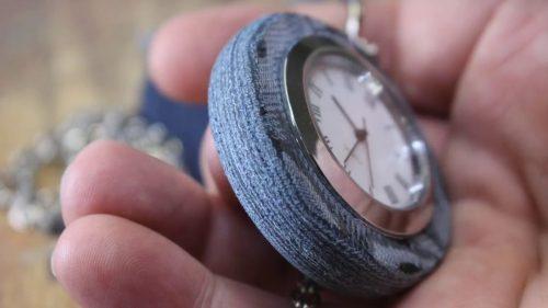 درست کردن قاب ساعت جیبی