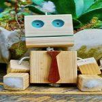 آموزش ساخت آدمک چوبی به روش ساده