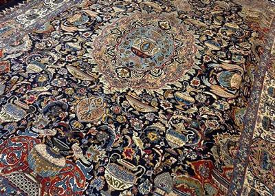 فرش کاشمر