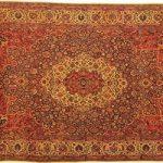 آشنایی با فرش مود از قالیهای شناخته شده جنوب خراسان