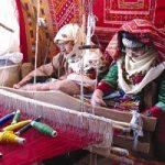 تاریخچه هنر ابریشم بافی از صنایع دستی استان گلستان