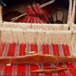 آشنایی با هنر ارمک بافی از صنایع دستی خانگی مردم یزد