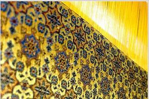 آشنایی با هنر زری بافی و تاریخچه آن در ایران