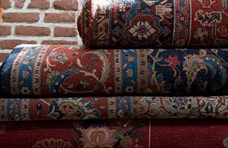 طرح های قالی کرمان