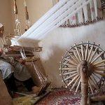 آشنایی با هنر توبافی از صنایع دستی خراسان جنوبی