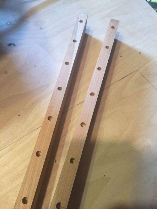 سنتور چوبی