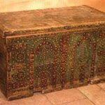 صندوق بولاکی از هنرهای زیبای مردم گیلان