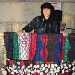آشنایی با چیغ بافی از صنایع دستی مردم کرمانشاه