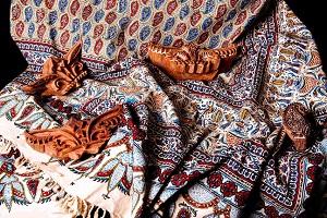 آشنایی با هنر چاپ قلمکار از هنرهای سنتی و اصیل ایرانی