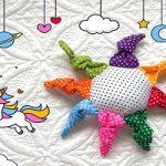 آموزش درست کردن کوسن فانتزی برای تزئین اتاق کودک