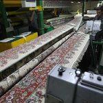 آشنایی با مراحل تولید فرش ماشینی