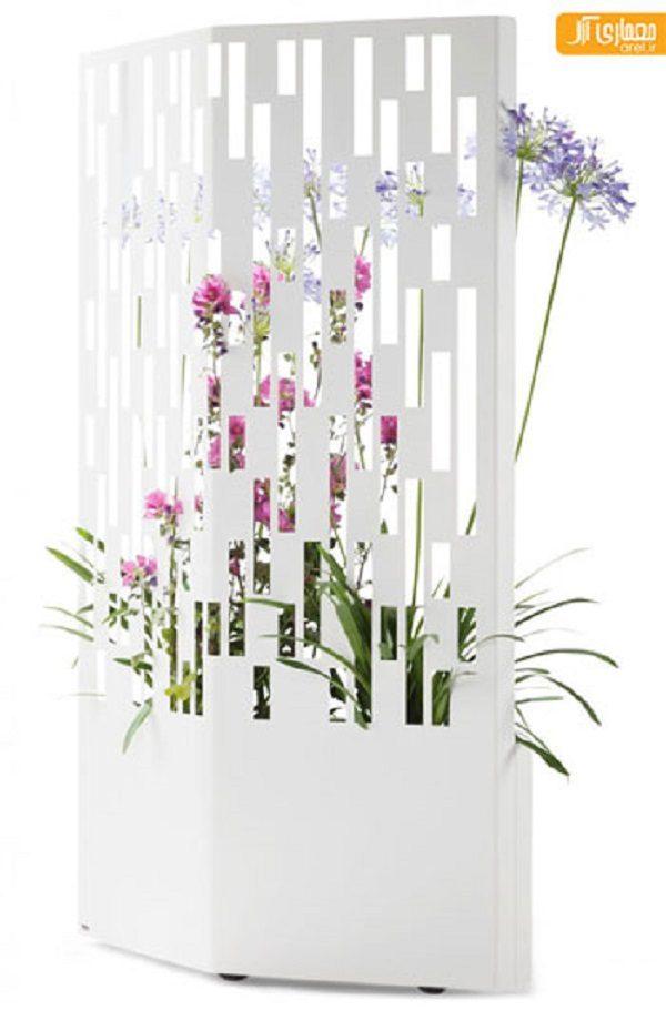ساخت گلدان دکوراتیو