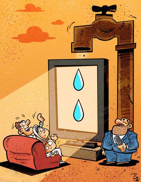 کاریکاتورهای مفهومی و جالب (۶)