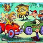 کاریکاتور های جالب ، دنیای بدون مهندس